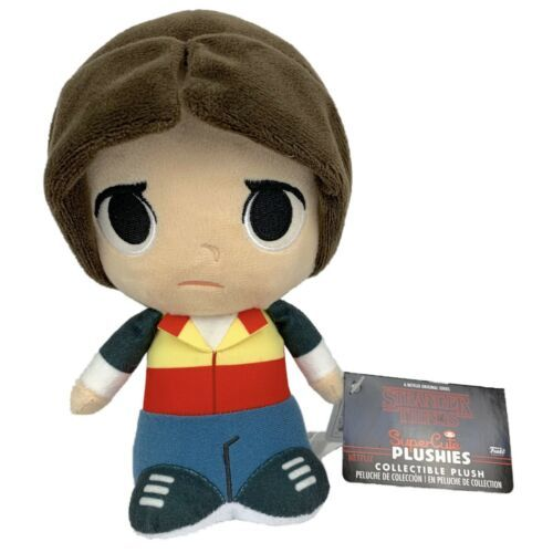 "Primary image for Stranger Things Plushie Will by Funko 7.5"" Official Netflix Plush NWT NEW"