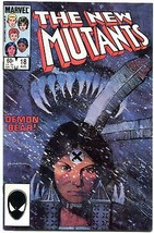 New Mutants #18-First Appearance Of Warlock 1984 Marvel!! - $31.53