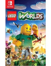 LEGO WORLDS  - Nintendo Switch - (Brand New) - $36.06