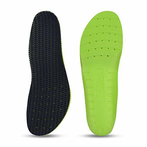Anti-skidding Sports Comfort Insoles 1 Pair - Special for Tennis,Badminton,Baseb