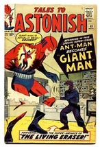 TALES TO ASTONISH #49 comic book 1st GIANT-MAN 1963-MARVEL-ANT-MAN FN - $272.81