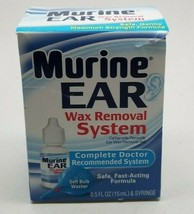 Murine Ear Wax Removal System 1 Each 02/2021 - $8.49