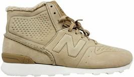 New Balance 696 Sneaker Boot Beige WH696DA Women's Size UK 5 - $64.47