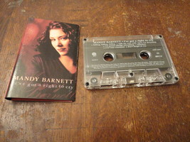 CASSETTE Mandy Barnett 'I've Got a Right to Cry' female country vocal 19... - $3.99