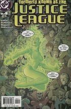 Formerly Known as the Justice League #4 NM 2003 DC Comic Book - $1.89