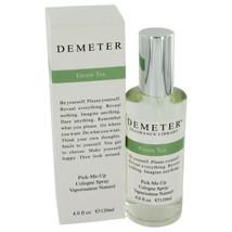Demeter Green Tea by Demeter Cologne Spray 4 oz for Women - $39.50