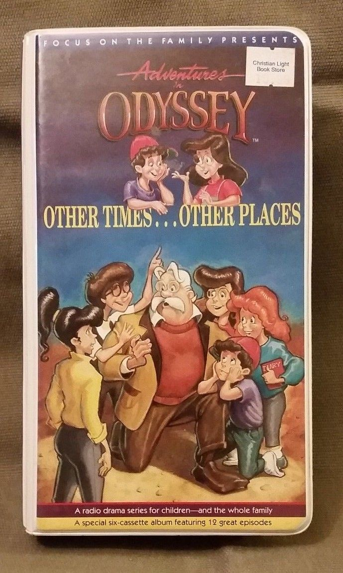 Adventures In Odyssey Quot Other Times Other Places