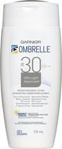 Garnier Ombrelle 30 SPF Ultra Light Sunscreen Lotion 2 x 120ml Canada  - $69.99