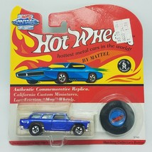 Hot wheels vintage classic nomad with matching buttons - $7.97
