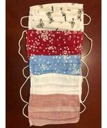 Women Men Unisex Face Mask Cloth Cover Washable Filtered Reusable Pick C... - $5.75