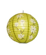 [Pear Flower] Chinese/Japanese Style Decorative Hanging Lantern Paper La... - $26.13