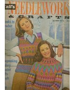 McCall's Needlework & Crafts Magazine, Fall/Winter 1973-74 [Single Issue... - $4.95