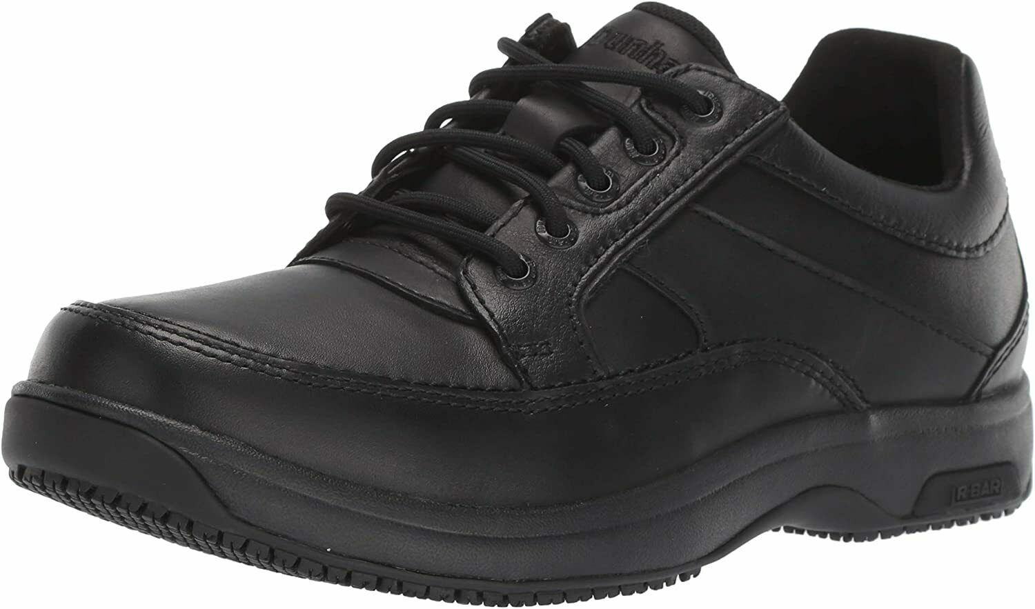 Primary image for Mens Dunham Midland Service Sneaker - Black Leather, Size 8.5D US [CH4763]