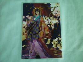 Rare Japan anime Bleach pencil board clear jumbo card shitajiki Princess... - $35.00