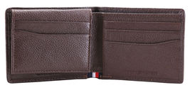 Tommy Hilfiger Men's Leather Wallet Passcase Billfold Rfid Brown 31TL220103 image 5