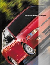 1997 Mitsubishi MIRAGE sales brochure catalog US 97 DE LS - $6.00