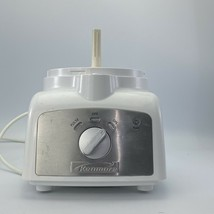 Kenmore Elite 500-Watt Food Processor Main Non Working Motor Base 100.80... - $7.43