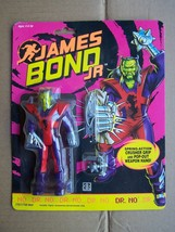 Dr. NO - James Bond Jr. MOC Hasbro 1991 RARE HTF - $24.99