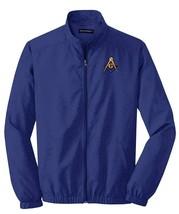 Logoz USA Mason Blue Lodge Masonic Jacket Custom Lodge Info - $23.71+