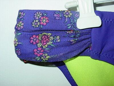 Xhilaration Women's purple bikini swimsuit bottoms-XL-NWT NEW