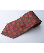 Barney's New York Pure Silk Tie Men's Italian Fashion Italy Formal Dress NY - $43.29