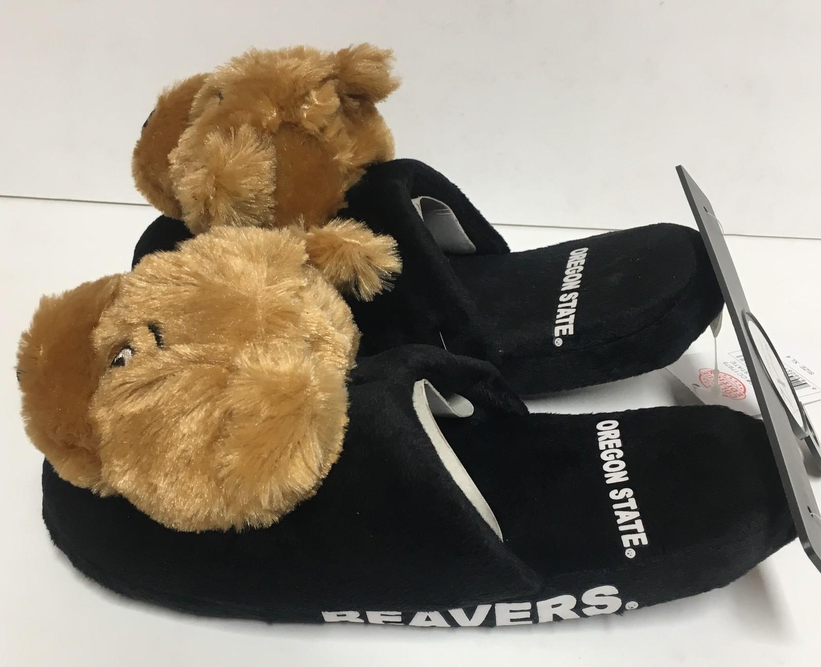 Oregon State University Beavers Cushion Memory Slippers Kid's Many Sz image 3