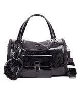 Dog Carrier PU Leather Dog Handbag Dog Purse Cat Tote Bag Pet Cat Dog Hi... - $48.71