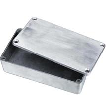 Pro 1590B Style Aluminum Metal Stomp Box Case Enclosure Guitar Effect Pedal - $7.48