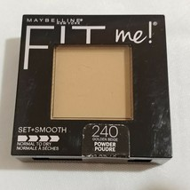 Maybelline Fit Me Set and Smooth Pressed Face Powder 335 Coconut - $7.91