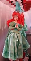 Disney Princess Little Mermaid Ariel Sketchbook 2018 Christmas Ornament ... - $37.23