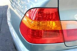 Driver Tail Light Sedan Canada Market Fits 02-05 BMW 320i 526870 - $92.07