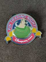 Disney Pin Trading DLP Disneyland Paris Pin Trading Night Pacha LE400 Pin - $17.81