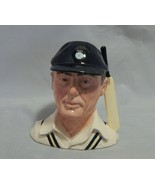 Royal Doulton The Hampshire Cricketer Toby Jug D 6739 - $23.76