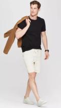 Goodfellow & Co Men's Standard Fit Short Sleeve Lyndale Crew Neck T-Shirt image 3