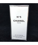 Chanel No 5 Eau De Parfum EDP Refillable Spray 1.7 fl oz NEW Sealed - $74.24