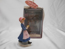HALLMARK AMERICAN GIRL DOLL COLLECTION KRISTEN HAND-CRAFTED FIGURINE Col... - $19.79