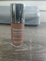 (1) Neutrogena Hydro Boost Hydrating Tint Foundation, 135 Chestnut New - $9.85