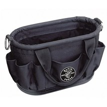 Tool Tote, Polyester, 7-Pocket with Drain Holes Klein Tools 58886 - $68.99