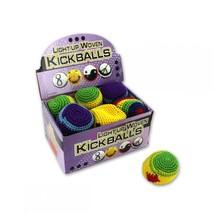 Light-up Kickballs KL124 - $54.91