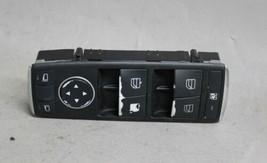 08 09 10 11 12 13 Mercedes C250 Left Driver Sidemaster Window Switch Oem - $44.54