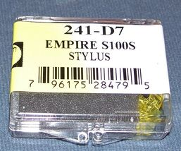 EV 241-D7 PM2418D STYLUS NEEDLE for Empire LTD 400 LTD 480 LTD 500 LTD 550 580 image 3