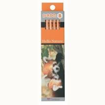 Tombow Pencil pencil Hello Nature Writing B KB-KHNLPB Red Panda 1 - $8.04