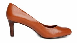 Women's Shoes Ralph Lauren HARPER Classic Pumps Leather Polo Tan  US 9.5 - €57,73 EUR