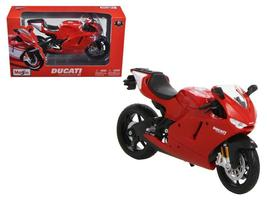 Ducati Desmosedici RR Red Motorcycle Red 1:12 Diecast Model by Maisto - $24.27