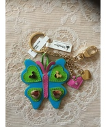 NWT/MICKEY MOUSE/BUTTERFLY/KEY RING/KEYCHAIN/KEY FOB - $20.00