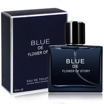 Brand Men Blue Perfume Longlasting Men Perfume Blue Perfume for Men  - $19.99