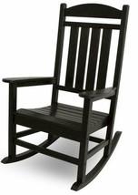 Polywood R100Bl Presidential Rocking Chair, Black - $361.99+