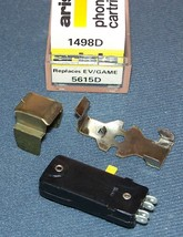 Arista 1498D PHONOGRAPH CARTRIDGE for EV 5615D Panasonic EPC-34STAD EPC-34TTE image 2