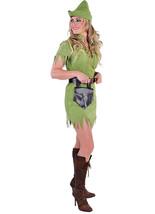 Ladies Peter Pan / Robin Hood  Costume  , sizes 6-22 - $39.74