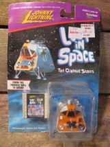 LOST IN SPACE Space Pod NEW Johnny Lightning Toy TV Show 1998 - $9.89